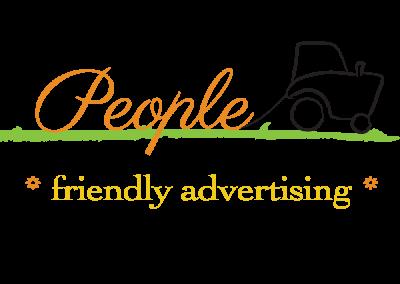 Logo ecologic ferme si prietenii