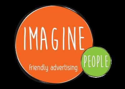 Logo modern, dinamic, youth, teen, cercuri, culori, simplu