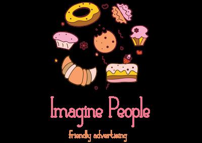 Logo patiserie, logo bakery, ilustratie vectoriala