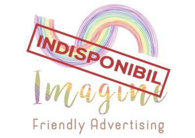 Logo curcubeu, rainbows, jucaus, jucarii, culori, colors, pozitiv, kids, activitati, logo gradinita