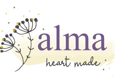 Logo-handmade-boutique-children-clothing-toys-business-lifestyle-coach-art-harmony-balance-wedding-planner